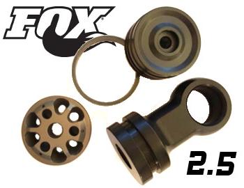 Fox 2.5 Shock Parts