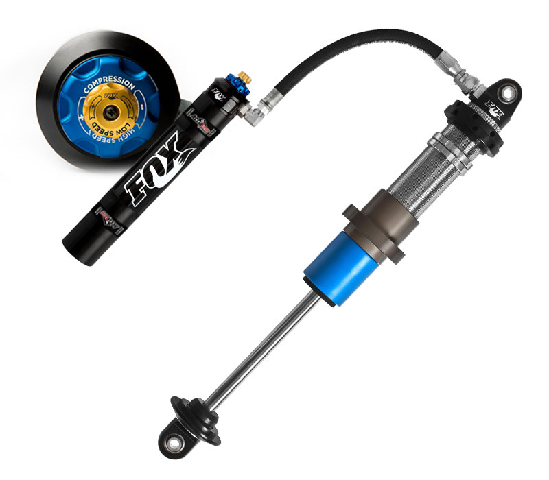 3.0 Fox Internal Bypass Coilovers - DSC Adjuster