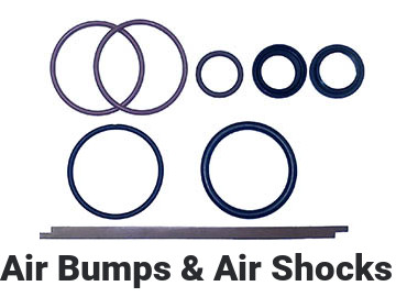 Fox Seal Rebuild Kits For 2.0 and 2.5 Fox Air Shock & Fox Air Bump