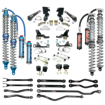 Jeep JL 2.0 Coilover Kits