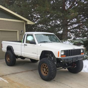 1986-1992 Comanche MJ