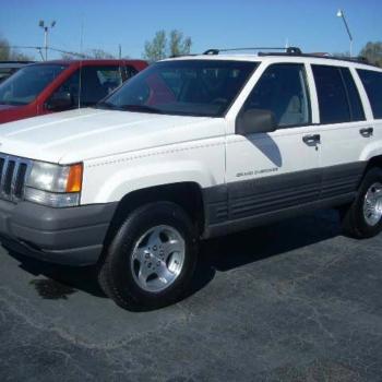 1993-1998 Grand Cherokee ZJ