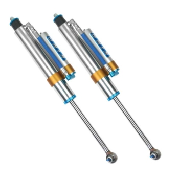 King 2.5 Remote Reservoir Shocks for 17+ Superduty