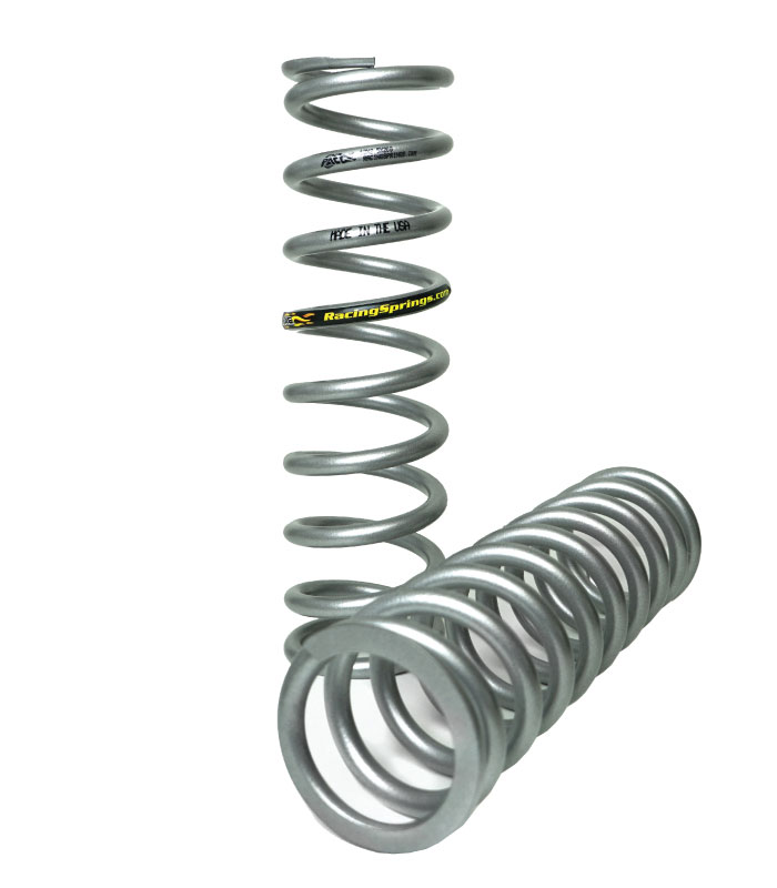 PAC Racing Coilover Springs Silver
