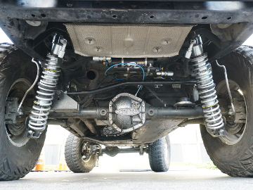 Rear Jeep Jk Coilover Kit Accutune Off Road