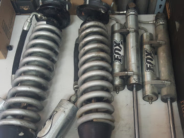 Shock Rebuild by AccuTune OFFROAD