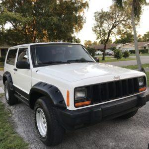 1984-2001 Cherokee XJ