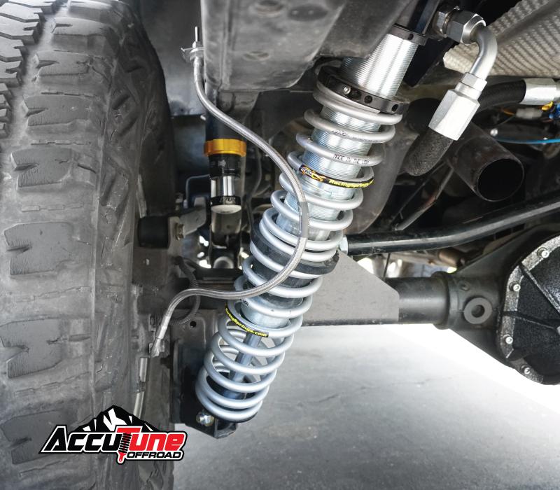 Rear Jeep JK Coilover Kit