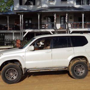 Toyota Prado 120 2009-2003
